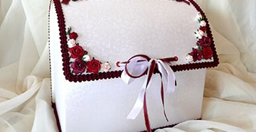 сундучок для денег на свадьбу своими руками изготовление