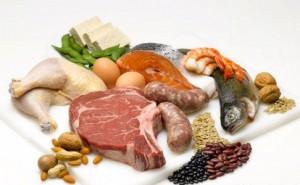 Вариант меню безуглеводной диеты на одну неделю