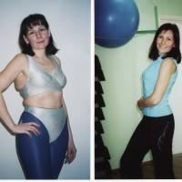 Минус 19 кг за 5 месяцев