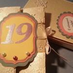 19 лет совместной жизни: какая свадьба, что подарить, как поздравить?