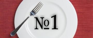 диета первый стол