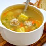 Как готовить суп с фрикадельками: секреты приготовления идеального фарша и рецепты самых вкусных суп...