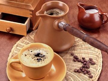 рецепты, как приготовить кофе в турке