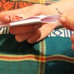 Как сделать из бумаги когти: подробная инструкция