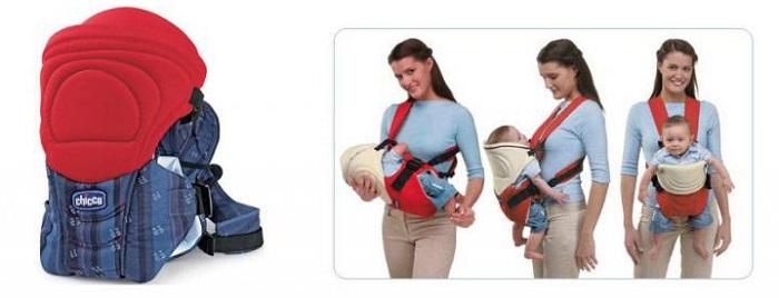 Когда можно сажать девочку в рюкзак