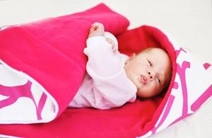 Конверт для новорожденного с флисом