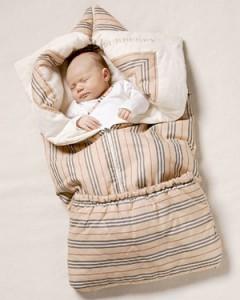 Инструкция как сшить конверт для новорожденного