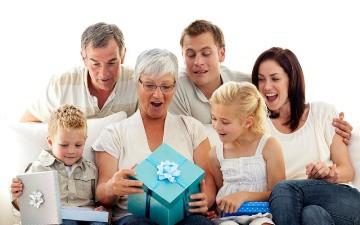 подарки бабушке на день рождения своими руками от внуков