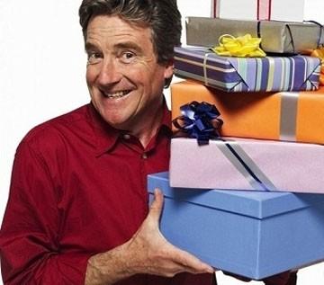 подарок на день рождения папе