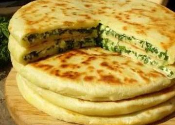 вкусный рецепт хачапури
