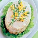 Салат «Мимоза» с горбушей: вкусно, сытно, красиво