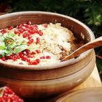 сациви из курицы по-грузински - изысканное блюдо рецепт