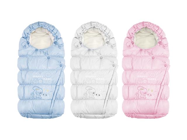 Утепленные конверты для новорожденных