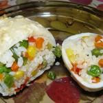 Фаршированные кальмары в духовке: особенности приготовления с начинкой из грибов, риса или кабачков