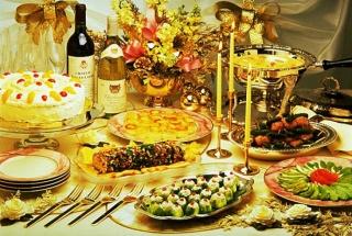 вкусные горячие блюда на праздничный стол