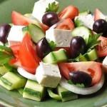 Как готовить греческий салат по классическому рецепту в домашних условиях