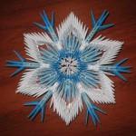 Как правильно сложить бумагу для снежинки: основные этапы создания шестигранной снежинки
