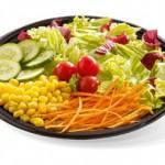 Какие овощи добавляют в салат: рецепты приготовления простых и питательных блюд