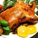 Рецепт приготовления рождественского гуся: полезные советы кулинаров и подсказки в выборе птицы