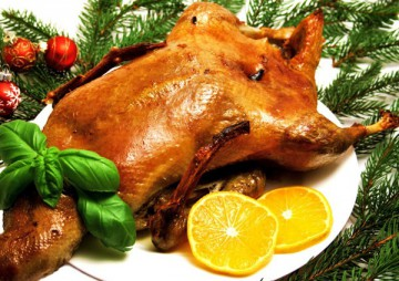 рецепт приготовления рождественского гуся дома