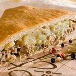 Пирог с сайрой и картошкой: рецепты из свежей и консервированной рыбы