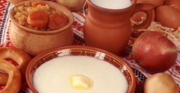 рецепт манной каши на молоке состав энергетическая ценность польза и этапы приготовления