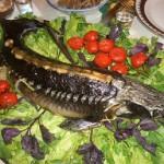 Рецепты приготовления осетрины: изысканные блюда на любой вкус