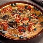 Рецепт супа Харчо из говядины: основные ингредиенты и технология приготовления