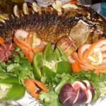 Рыба запеченная в фольге в духовке кусочками и целиком