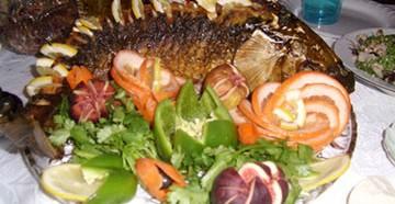 рыба запеченная в фольге в духовке кусочками и целиком с добавками