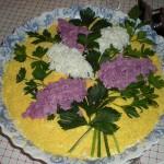 Салат «Мимоза» с сардиной: рецепт для начинающих кулинаров