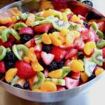 Фруктовые салаты: рецепты с фотографиями вкусных и полезных блюд