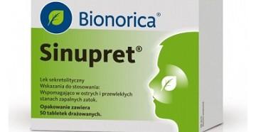Синупрет при беременности
