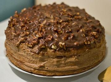 вкусный рецепт торта пища богов