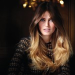 Омбре на длинные светлые и темные волосы: ключевые особенности, советы и фото