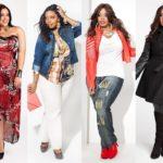 Модная одежда осень-зима для полных женщин