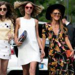 Фото модных женских платьев на весну