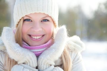 Как восстановить кожу лица после зимы