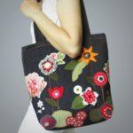 Как сделать сумочку из ткани своими руками