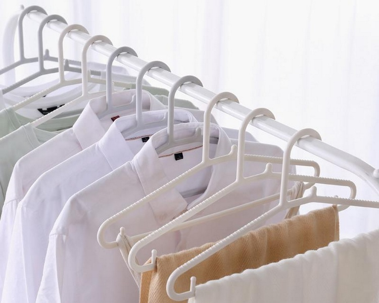 Как навести порядок в шкафах