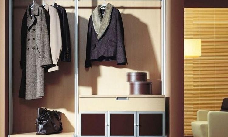 Как навести порядок в шкафу-купе