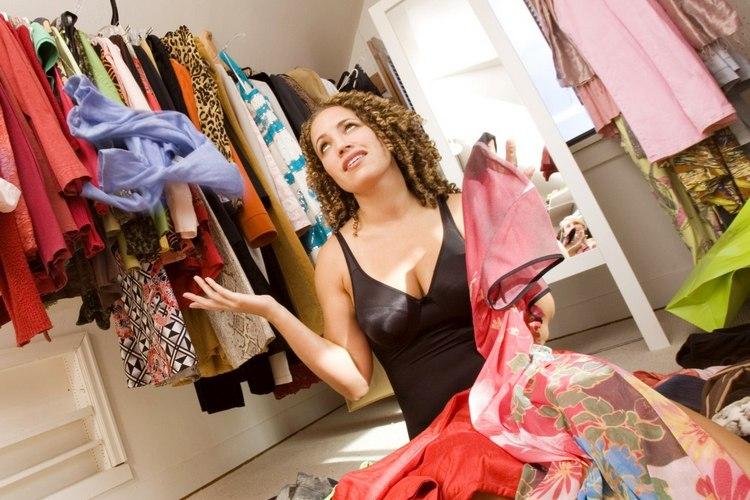 Как навести порядок в шкафу с одеждой раз и навсегда