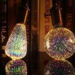 Лампочка Салют
