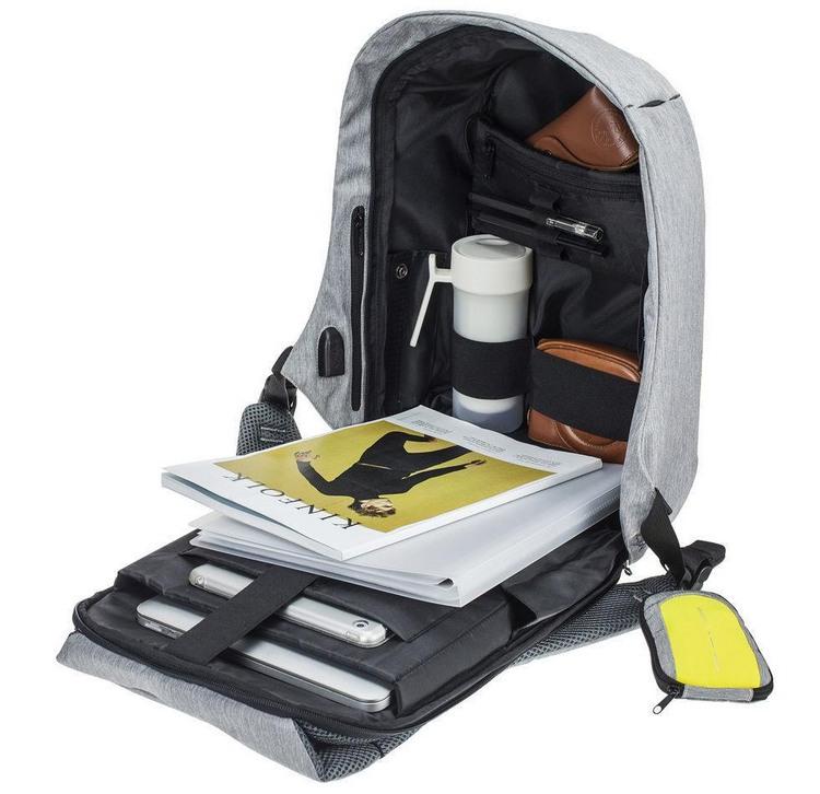Mark Ryden – универсальный рюкзак с зарядкой через USB