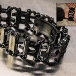 Особенности многофункционального защитного браслета для ношения отвертки