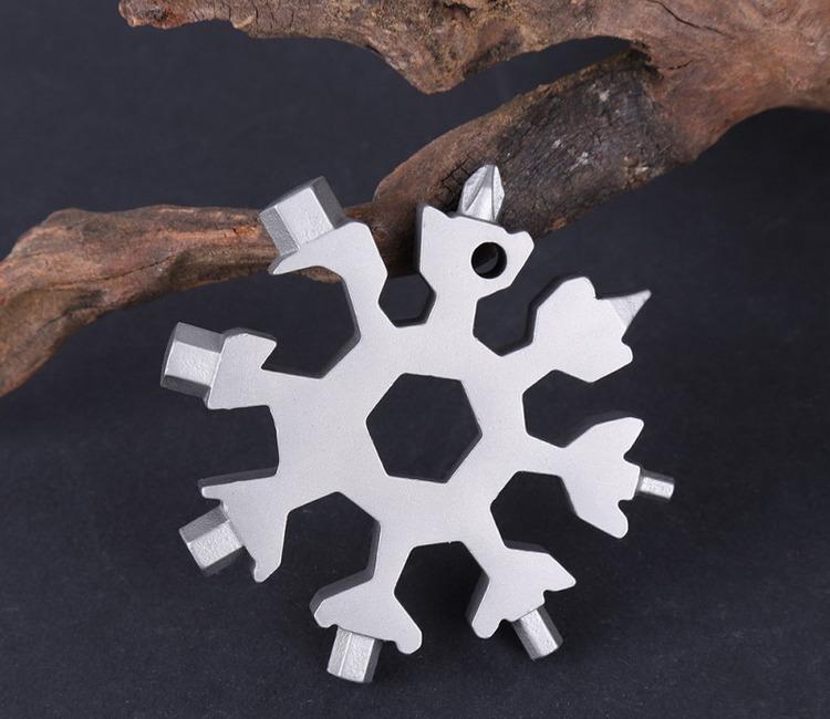 Мульти-инструментальный набор Снежинка