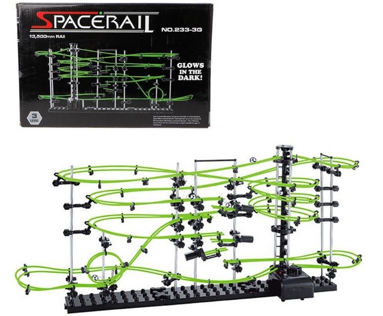 Набор для сборки моделей Space Coaster Spacerails 233-3G